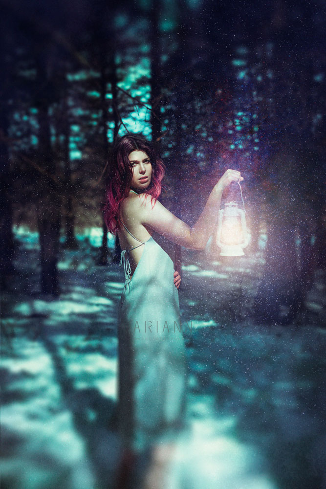 Fantasy imagery by ariann photographer
