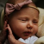 Newborn lifestyle session